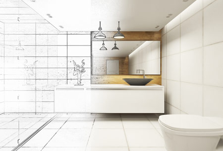 3d bathroom design service
