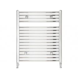 ALLIANCE  Maree 500x688mm chrome Curved Towel Warmer