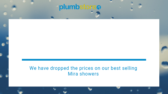 Mira shower sale
