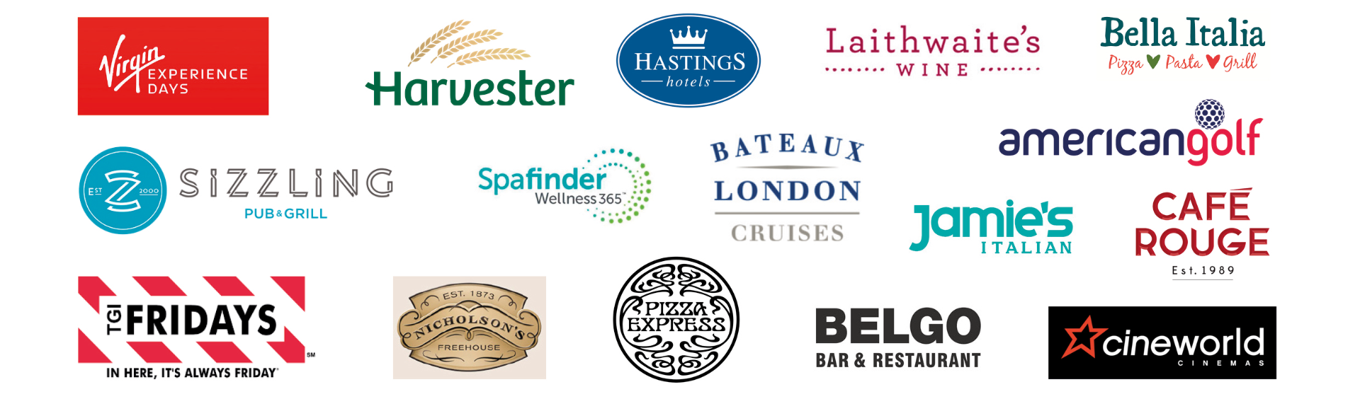 Where Can you use your Leisure vouchers