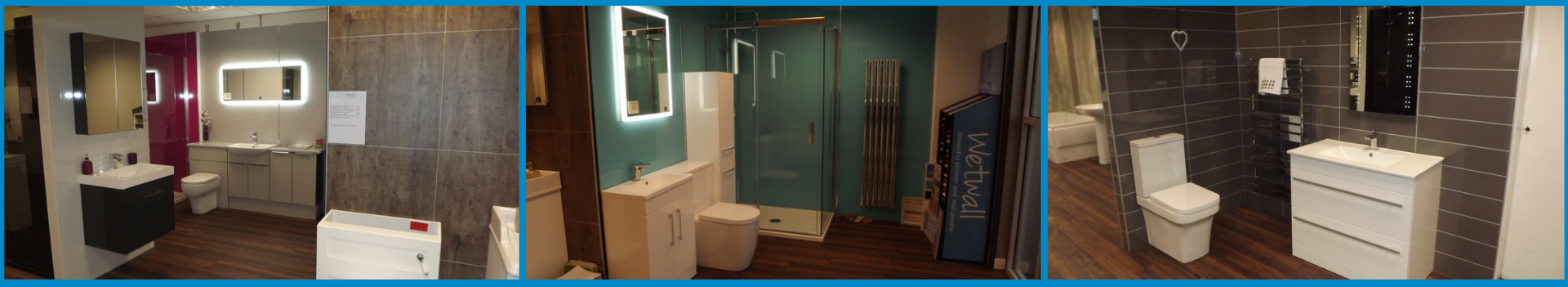 Plumbstore Dundee Bathroom Showroom Display